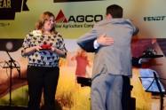 Prêmio de performace em atendimento da AGCO
