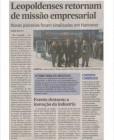 Leopoldenses retornam de missão empresarial na Alemanha
